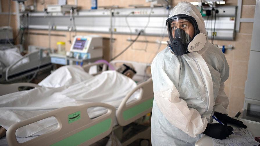 Коронавирусный госпиталь эвакуируют в Омске из-за задымления