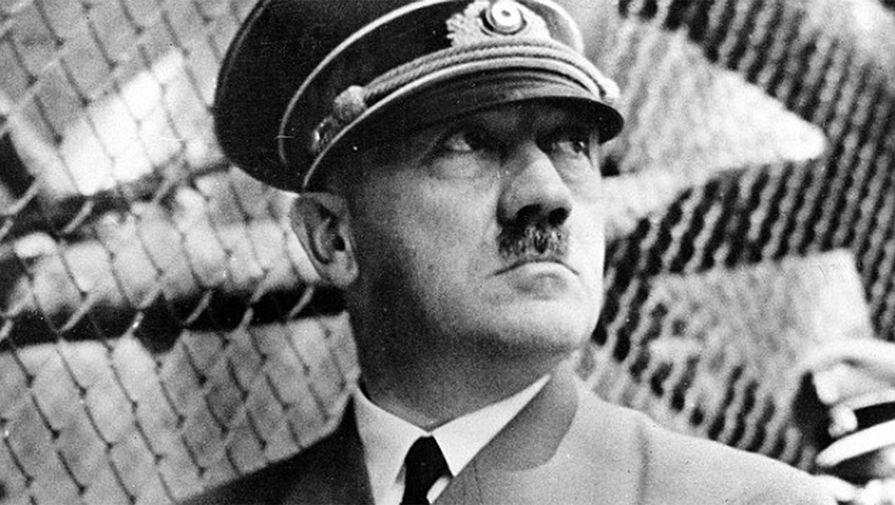 Адольф Гитлер набрал большинство голосов на выборах в Намибии