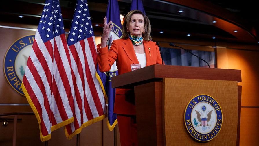 Спикер конгресса США поругалась с главой контрразведки из-за вмешательства РФ