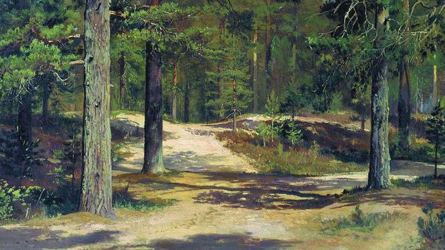 Картина Шишкина ушла с молотка за полмиллиона фунтов стерлингов