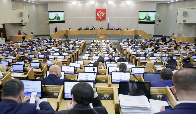 В Госдуме отвергли требования Европарламента к России