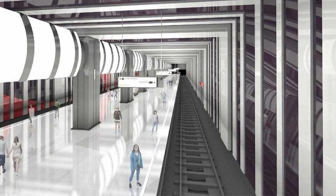 Станции строящейся Троицкой линии московского метро получили официальные названия
