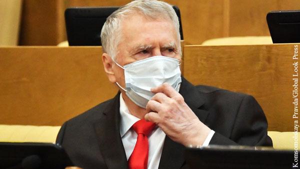Жириновский призвал запретить туристические поездки в Турцию