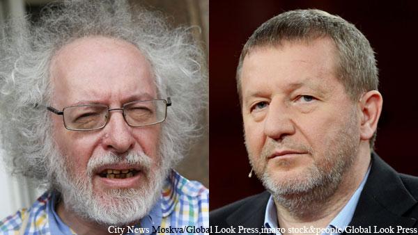 Венедиктов оскорбил Коха после обвинений Пархоменко
