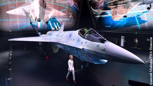 ОАК: На создание российского истребителя Checkmate ушло чуть больше года
