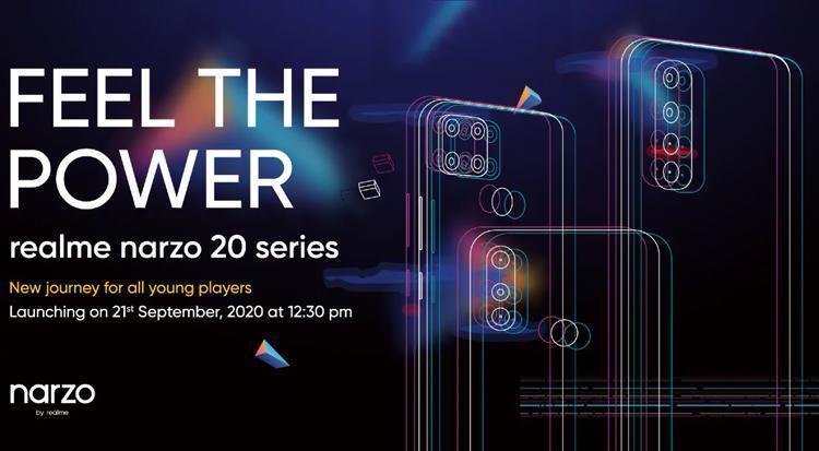 Смартфон Realme Narzo 20 Pro полностью рассекречен