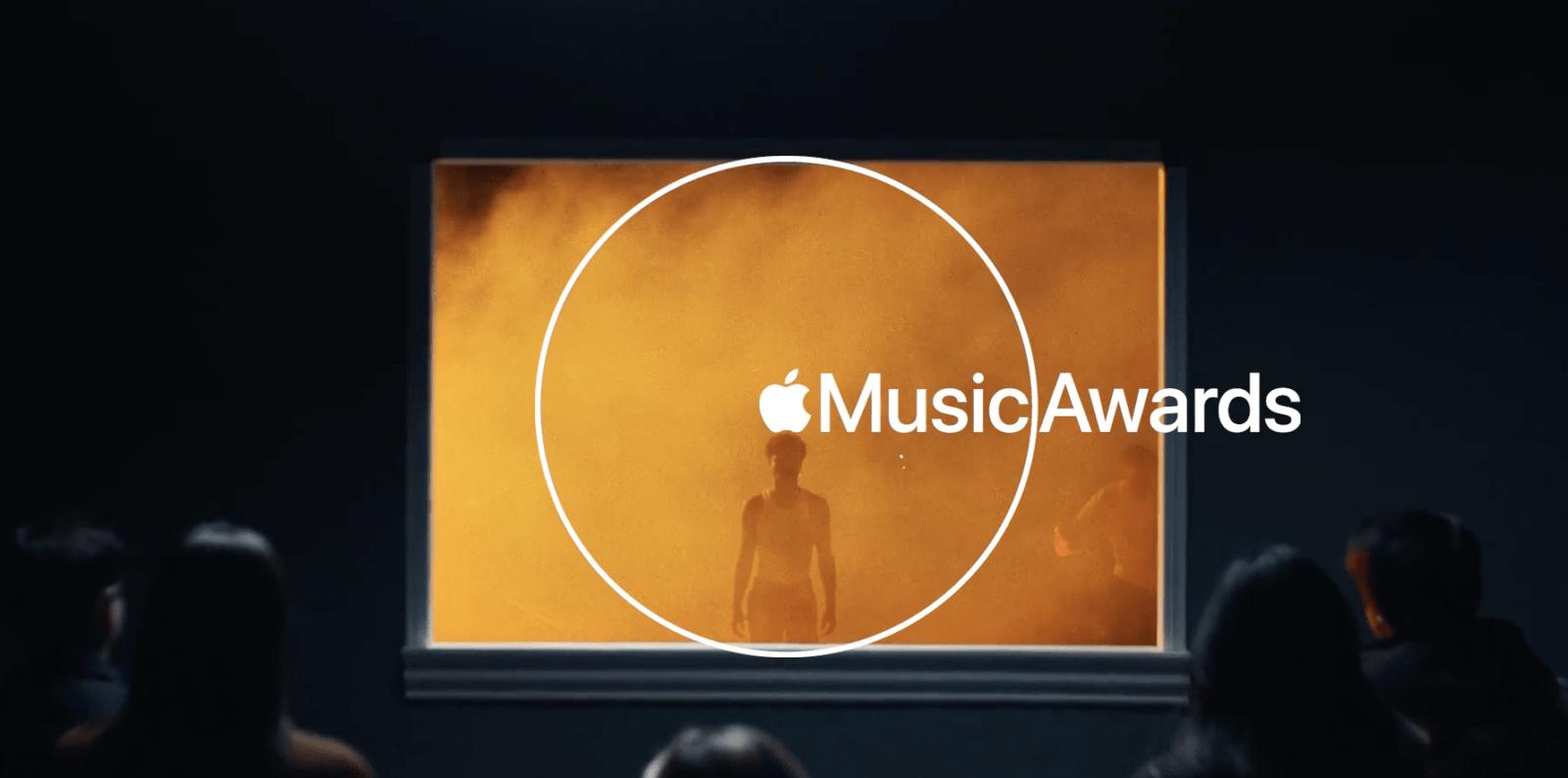 Apple объявила итоги второй ежегодной премии Apple Music Awards