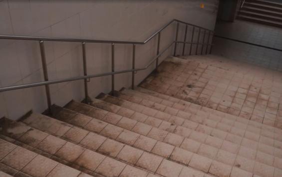 Что скрывает подземный переход на проспекте Плевицкой?