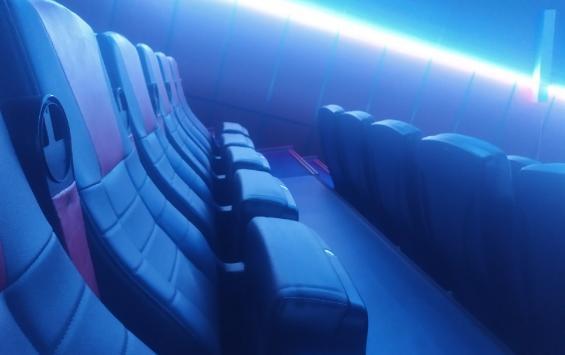 Курские кинотеатры получили субсидии от Фонда кино