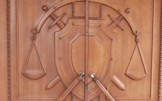 Курянка, поджегшая сына, частично признала свою вину