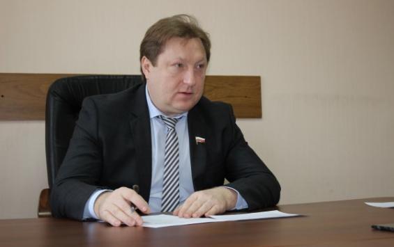 Курский депутат просит помощи у ФСБ