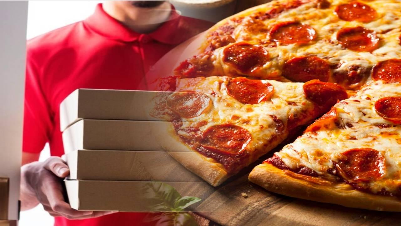 Работник показал, как ворует пиццу клиентов, и люди трут глаза. Жизнь хакнута — вы не заметите пропажу