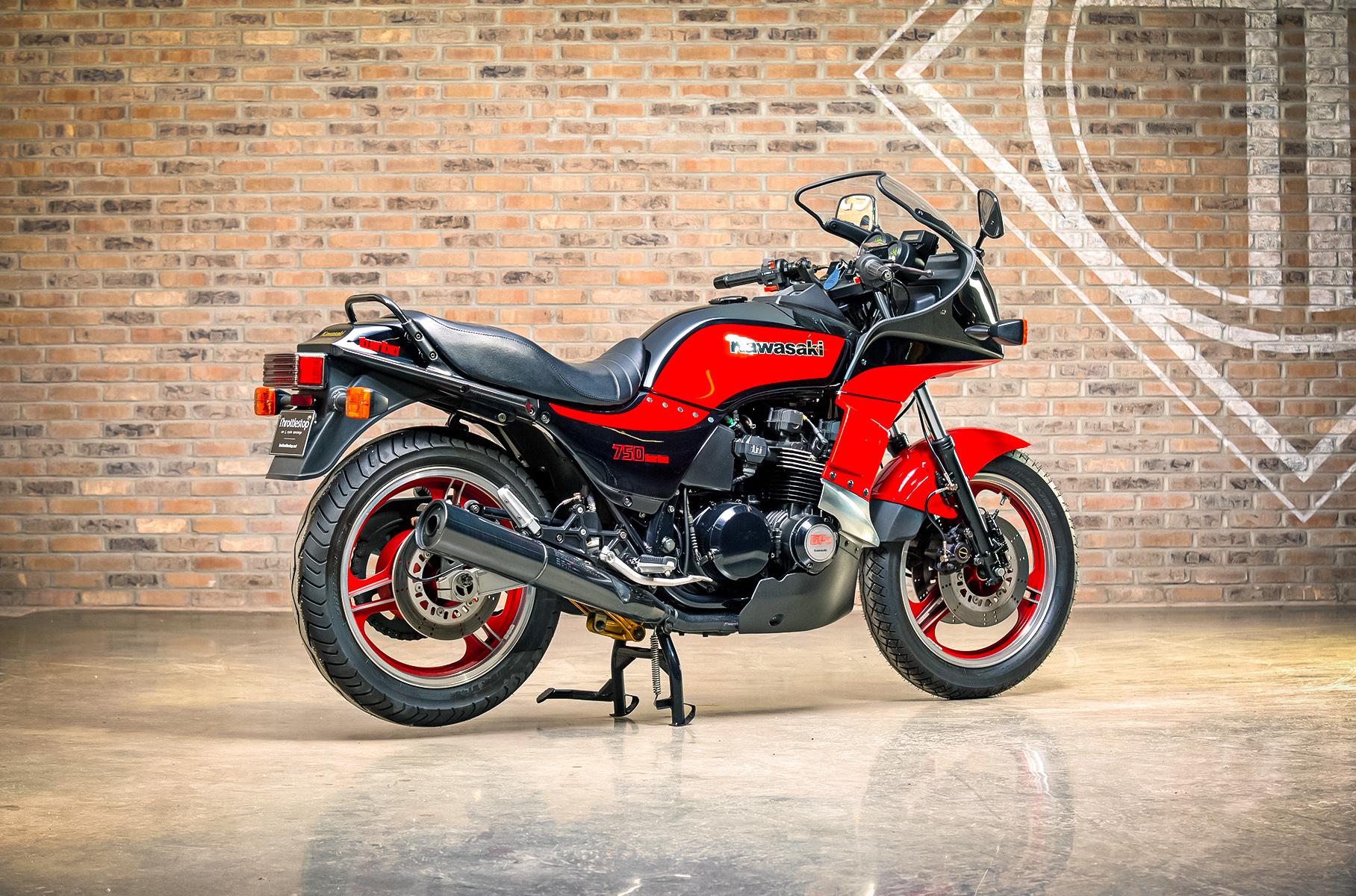 Турбонаддув для мотоциклов: рассвет и закат