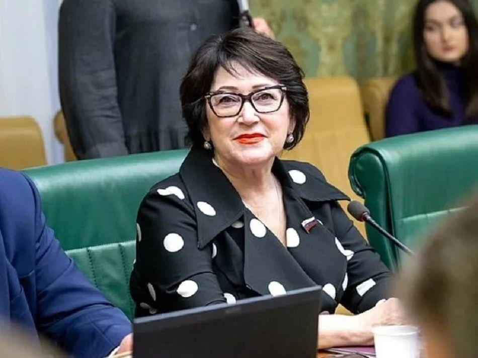 Людмила Талабаева: «Зачем нужны лоббисты от территорий во власти»