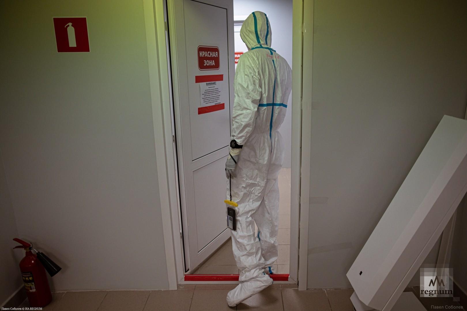 В Поволжье пытаются побороть коронавирус более 25 тысяч человек