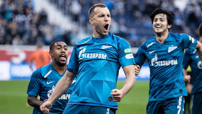 Полуфинал Кубка России «Зенит» — «Спартак» пройдет в Санкт-Петербурге