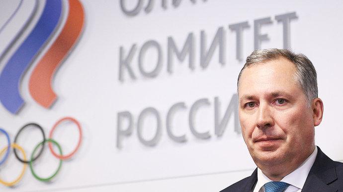Президент ОКР: «Даже не допускаю отмены Олимпиады»