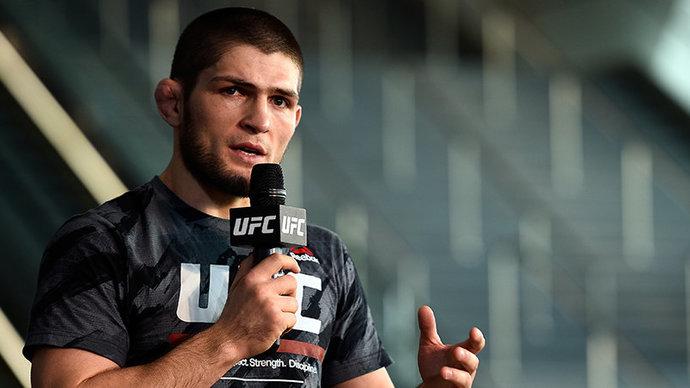 «Пять топовых соперников отказались». Хабиб вспомнил первое чемпионство в UFC