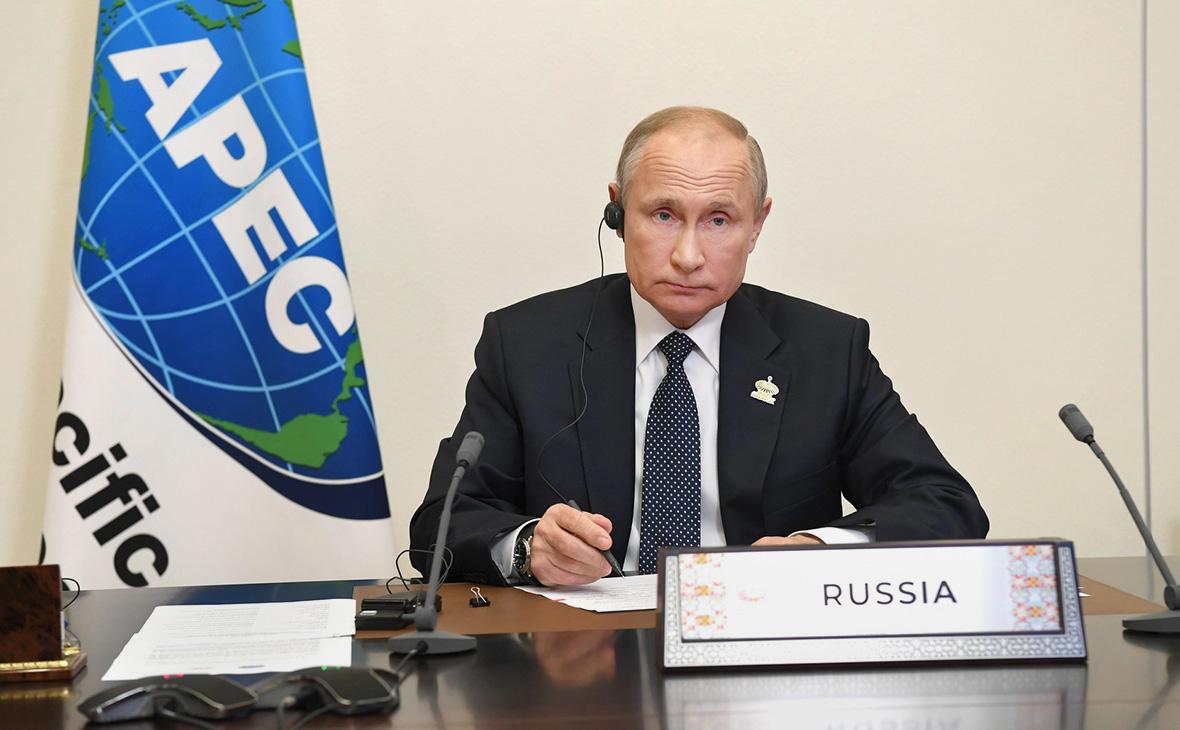 Путин отметил эффективность двух российских вакцин от коронавируса