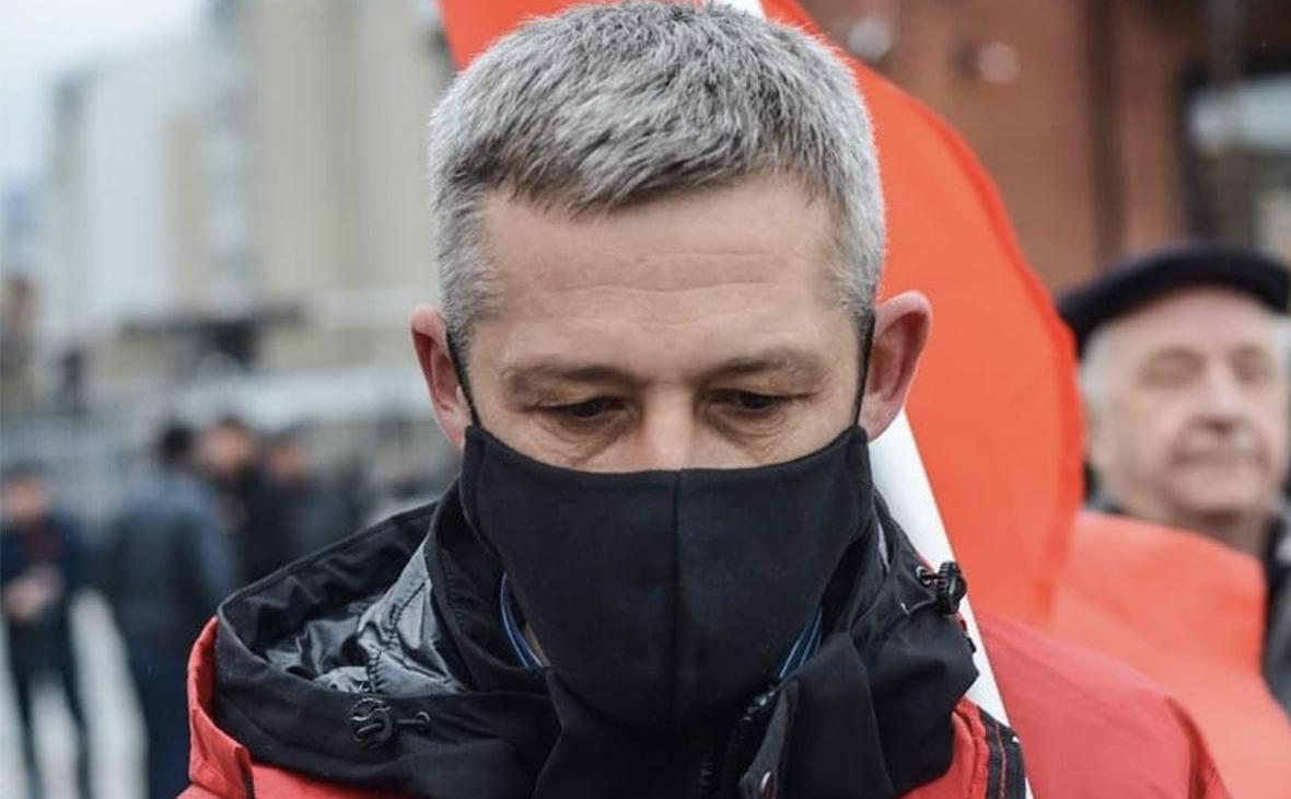 Суд арестовал руководителя фракции КПРФ в Пензе за несогласованный митинг