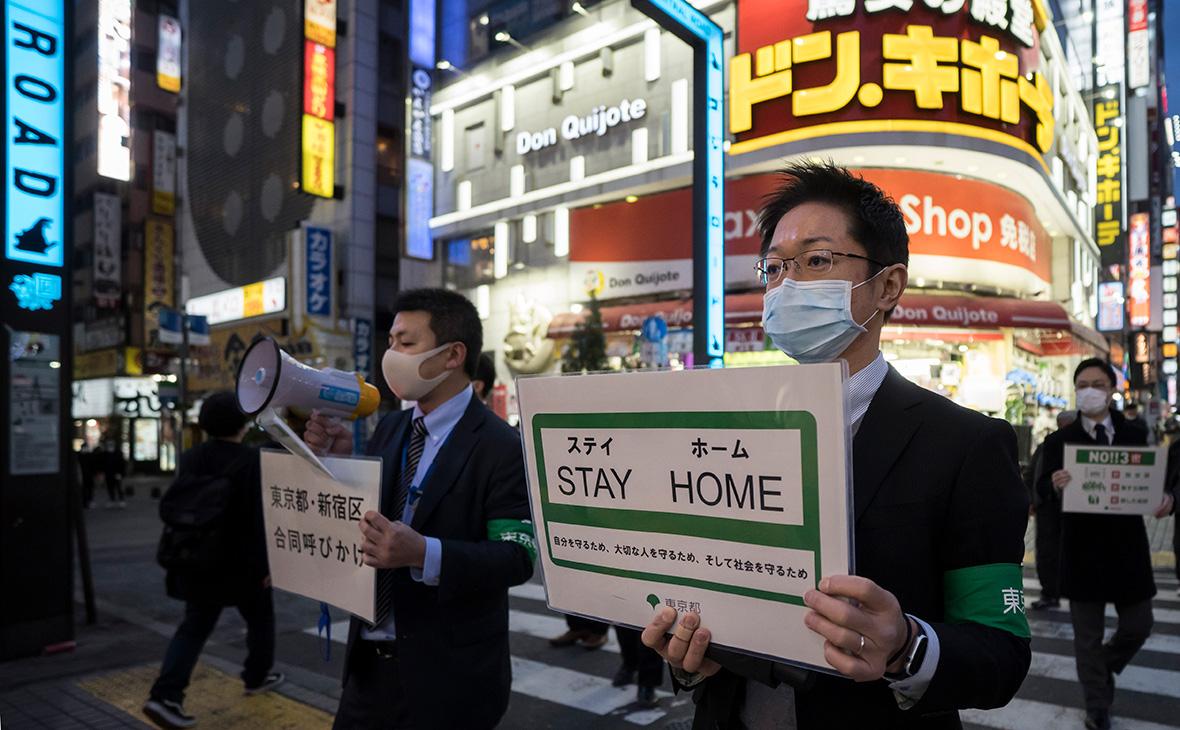 Власти Японии сообщили о нехватки препарата от COVID для вакцинации