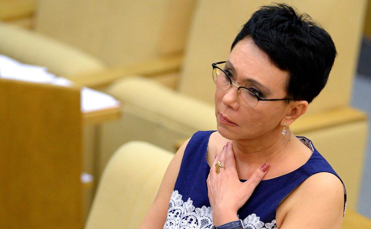 В Туве объявили траур по депутату Госдумы Ларисе Шойгу