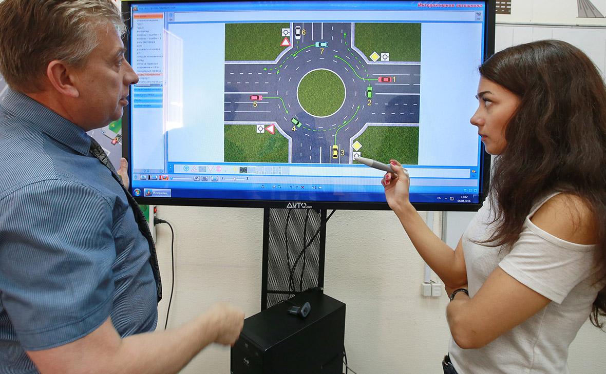 СМИ сообщили о планах поменять программы обучения в автошколах