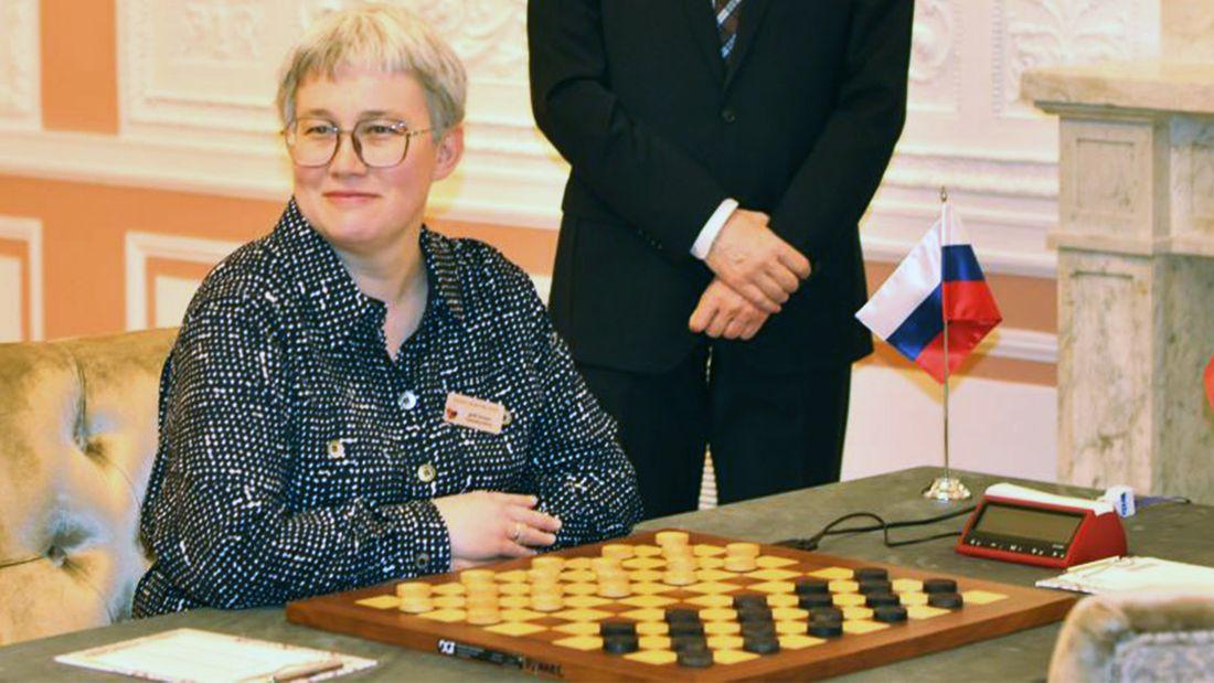Губерниев: «Тансыккужина - царица. Польской стороне огромное 'спасибо' за раскрутку российских и мировых шашек»
