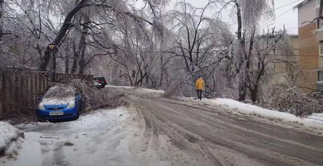 Накормить и зарядить телефон. Как бизнес помогает жителям Владивостока пережить последствия ледяного дождя