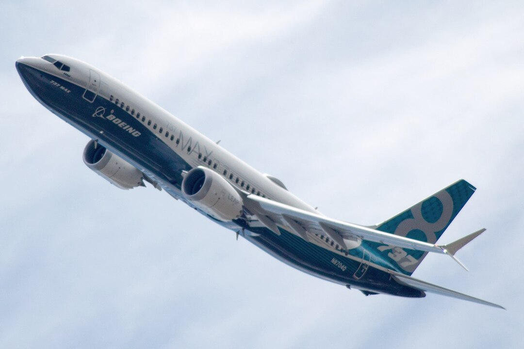Boeing побил 43-летний антирекорд по поставкам самолётов