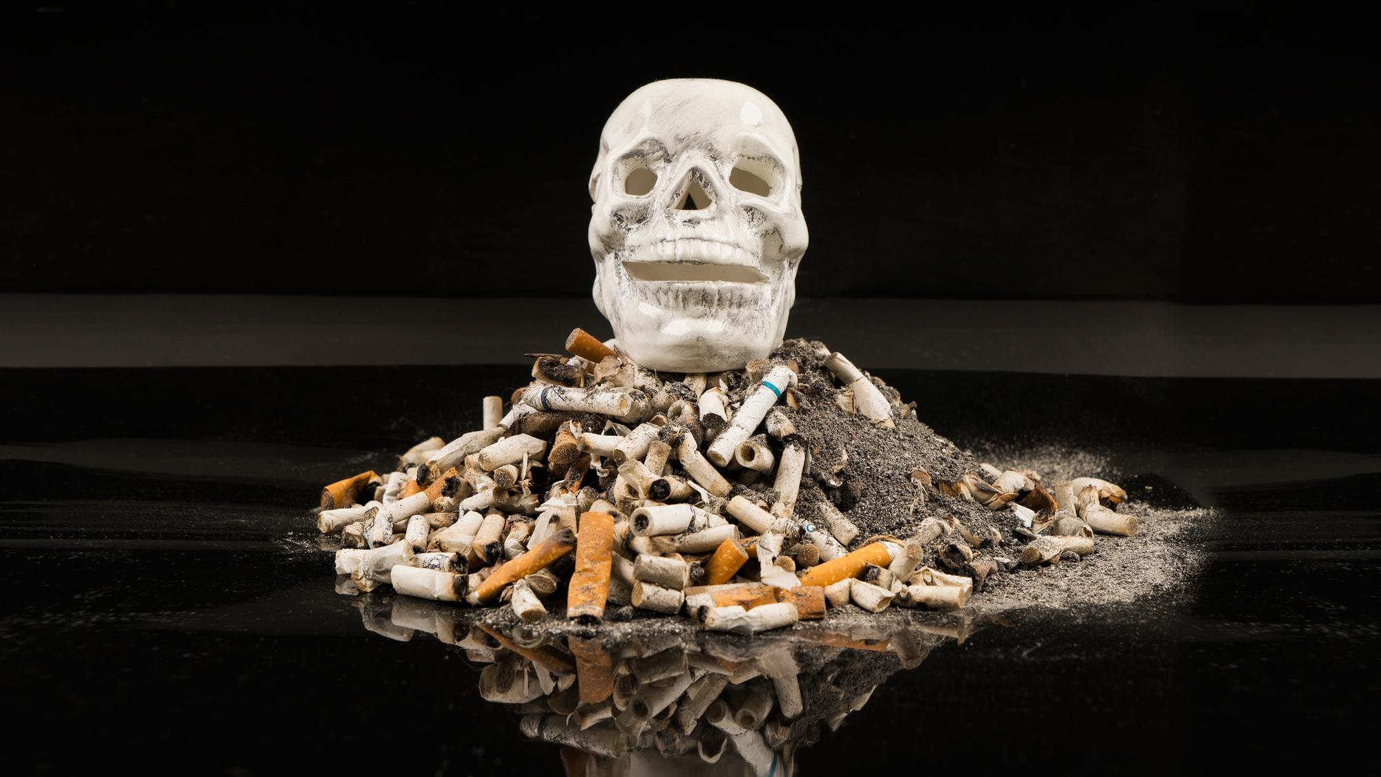 Пачка по 200 рублей. Курильщиков обложат налогом?