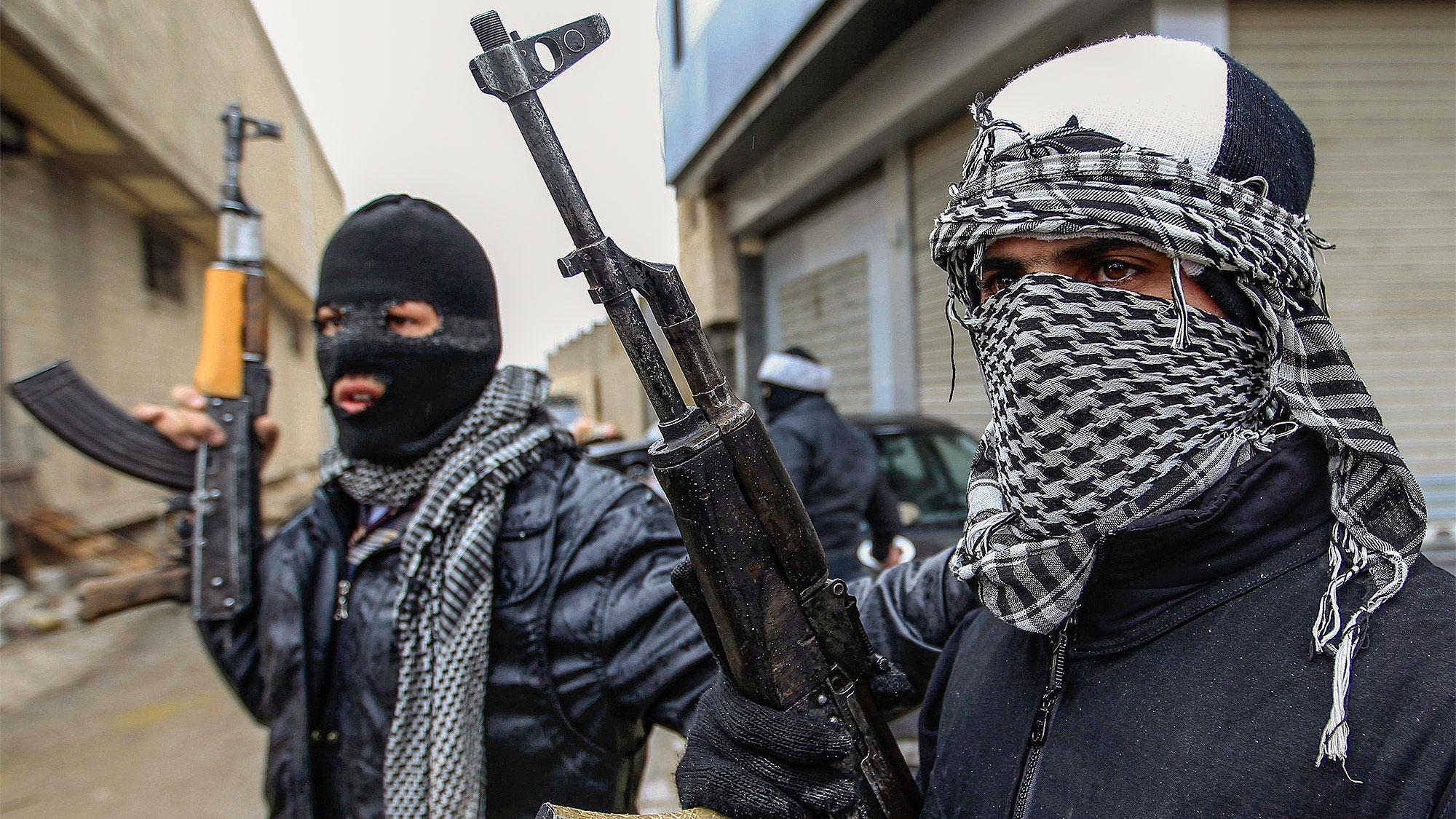 Сами не могут, террористы помогут. В зону Карабахского конфликта перебросили сирийских боевиков?